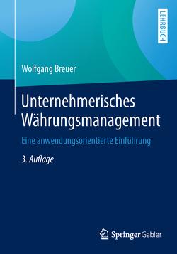 Unternehmerisches Währungsmanagement von Breuer,  Wolfgang