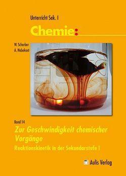 Unterricht Chemie von Habekost,  Achim, Scherber,  Wolfgang