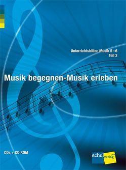 Unterrichtshilfen Musik 5-6 von Germann,  Jürg, Mueller,  Markus, Röthlisberger,  Andreas