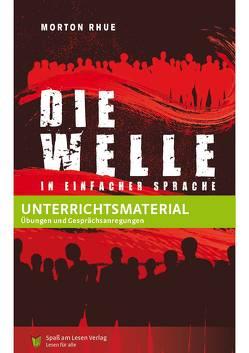 """Unterrichtsmaterial zu """"Die Welle"""" von Göddemeyer,  Katja, Spaß am Lesen Verlag GmbH"""