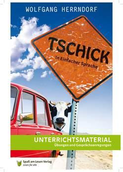 """Unterrichtsmaterial zu """"Tschick"""" von Kaufmann,  Theo, Spaß am Lesen Verlag GmbH"""