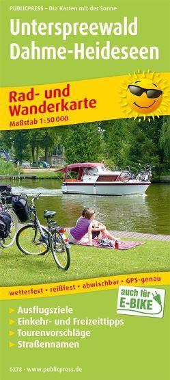 Unterspreewald – Dahme-Heideseen