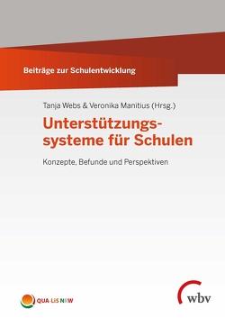 Unterstützungssysteme für Schulen von Manitius,  Veronika, Webs,  Tanja
