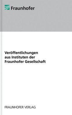 Untersuchung der materialspezifischen Einflüsse und verfahrenstechnische Entwicklungen der Ultraschallverfahren zur Spannungsanalyse an Bauteilen. von Schneider,  Eckhard