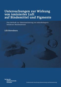 Untersuchungen zur Wirkung von ionisierter Luft auf Bindemittel und Pigmente von Birresborn,  Lilli