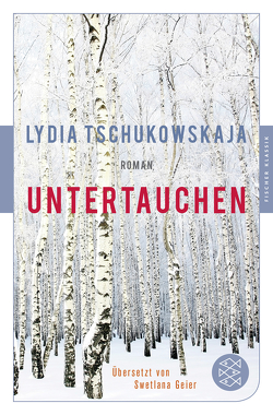 Untertauchen von Geier,  Swetlana, Tschukowskaja,  Lydia