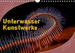 Unterwasser Kunstwerke (Wandkalender 2020 DIN A4 quer) von Gödecke,  Dieter