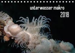 unterwasser makro 2018 (Tischkalender 2018 DIN A5 quer) von Weber-Gebert,  Claudia