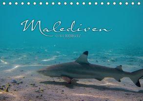 Unterwasserwelt der Malediven I (Tischkalender 2018 DIN A5 quer) von RODRIGUEZ Photography,  CLAVE