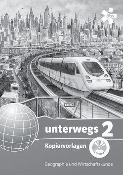 Unterwegs 2 von Fridrisch,  Christian, Kargel,  Michael, Ptazek,  Tanja