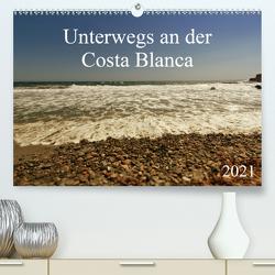 Unterwegs an der Costa Blanca (Premium, hochwertiger DIN A2 Wandkalender 2021, Kunstdruck in Hochglanz) von r.gue.