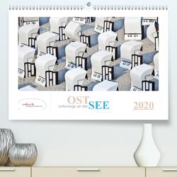 Unterwegs an der Ostsee (Premium, hochwertiger DIN A2 Wandkalender 2020, Kunstdruck in Hochglanz) von & Urbach,  Urbach
