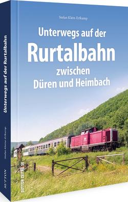 Unterwegs auf der Rurtalbahn zwischen Düren und Heimbach von Kleine-Erfkamp,  Stefan
