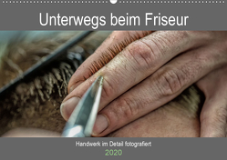 Unterwegs beim Friseur (Wandkalender 2020 DIN A2 quer) von Siebauer,  Sven