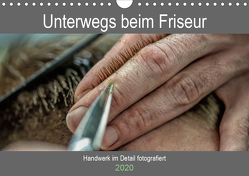 Unterwegs beim Friseur (Wandkalender 2020 DIN A4 quer) von Siebauer,  Sven