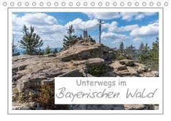 Unterwegs im Bayerischen Wald (Tischkalender 2018 DIN A5 quer) von Vonzin,  Andreas