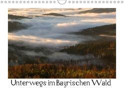 Unterwegs im Bayrischen Wald (Wandkalender 2018 DIN A4 quer) von Stadler Fotografie,  Lisa