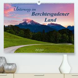 Unterwegs im Berchtesgadener Land 2020 (Premium, hochwertiger DIN A2 Wandkalender 2020, Kunstdruck in Hochglanz) von Beyer (Moqui),  Daniela