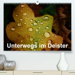Unterwegs im Deister (Premium, hochwertiger DIN A2 Wandkalender 2020, Kunstdruck in Hochglanz) von Witt,  Simon