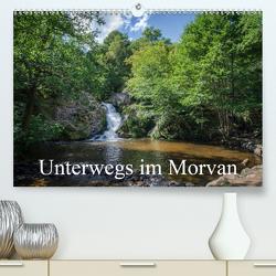 Unterwegs im Morvan (Premium, hochwertiger DIN A2 Wandkalender 2021, Kunstdruck in Hochglanz) von Gaymard,  Alain