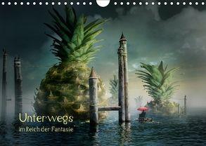 Unterwegs im Reich der Fantasie (Wandkalender 2018 DIN A4 quer) von Kuckenberg-Wagner,  Brigitte