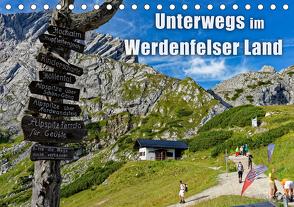 Unterwegs im Werdenfelser Land (Tischkalender 2020 DIN A5 quer) von Wilczek,  Dieter-M.