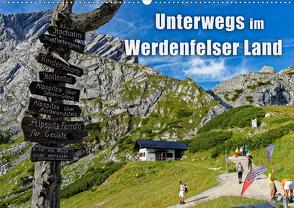 Unterwegs im Werdenfelser Land (Wandkalender 2020 DIN A2 quer) von Wilczek,  Dieter-M.