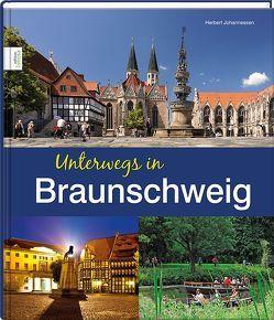 Unterwegs in Braunschweig von Johannessen,  Herbert
