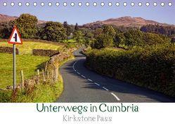 Unterwegs in Cumbria – Krikstone Pass (Tischkalender 2019 DIN A5 quer) von Petra Voß,  ppicture-