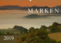 Unterwegs in den Marken (Wandkalender 2019 DIN A2 quer) von Maier,  Norbert