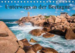 Unterwegs in der Bretagne (Tischkalender 2019 DIN A5 quer) von Ködder,  Rico