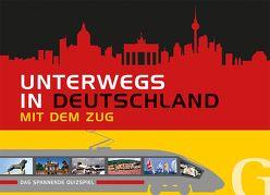 Unterwegs in Deutschland mit dem Zug