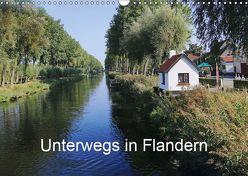 Unterwegs in Flandern (Wandkalender 2019 DIN A3 quer) von Nitzold-Briele,  Gudrun