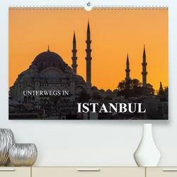 Unterwegs in Istanbul (Premium, hochwertiger DIN A2 Wandkalender 2021, Kunstdruck in Hochglanz) von Ködder,  Rico