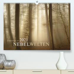 Unterwegs in Nebelwelten (Premium, hochwertiger DIN A2 Wandkalender 2021, Kunstdruck in Hochglanz) von Maier,  Norbert