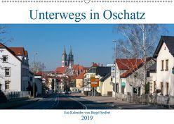 Unterwegs in Oschatz (Wandkalender 2019 DIN A2 quer) von Seifert,  Birgit