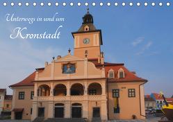 Unterwegs in und um Kronstadt (Tischkalender 2020 DIN A5 quer) von Hegerfeld-Reckert,  Anneli