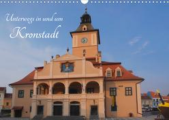 Unterwegs in und um Kronstadt (Wandkalender 2020 DIN A3 quer) von Hegerfeld-Reckert,  Anneli