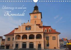 Unterwegs in und um Kronstadt (Wandkalender 2020 DIN A4 quer) von Hegerfeld-Reckert,  Anneli