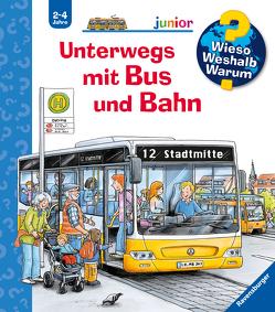Unterwegs mit Bus und Bahn von Erne,  Andrea, Zimmer,  Christian