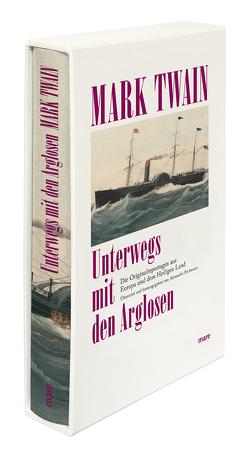 Unterwegs mit den Arglosen von Pechmann,  Alexander, Twain,  Mark