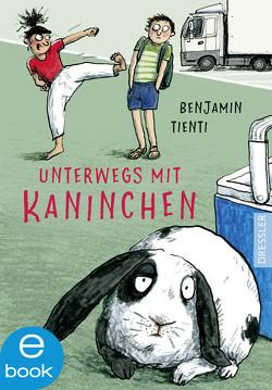 Unterwegs mit Kaninchen von Kuhl,  Anke, Tienti,  Benjamin