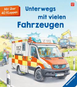 Unterwegs mit vielen Fahrzeugen von Gernhäuser,  Susanne, Nieländer,  Peter