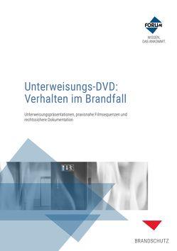 Unterweisungs-DVD: Verhalten im Brandfall