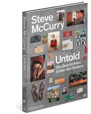 Untold-Die Geschichten hinter den Bildern von McCurry,  Steve