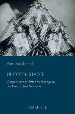Untotenstädte von Kaulbarsch,  Vera