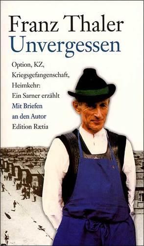 Unvergessen von Thaler,  Franz
