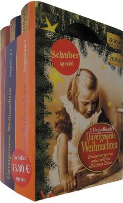 Unvergessene Weihnachten – Schuber spezial von Hantke,  Ingrid, Kleindienst,  Jürgen
