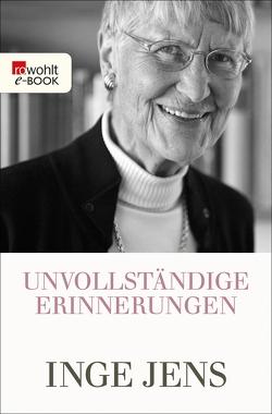 Unvollständige Erinnerungen von Jens,  Inge