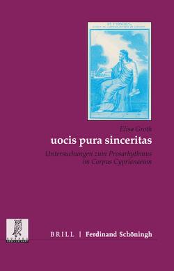 uocis pura sinceritas von Groth,  Elisa